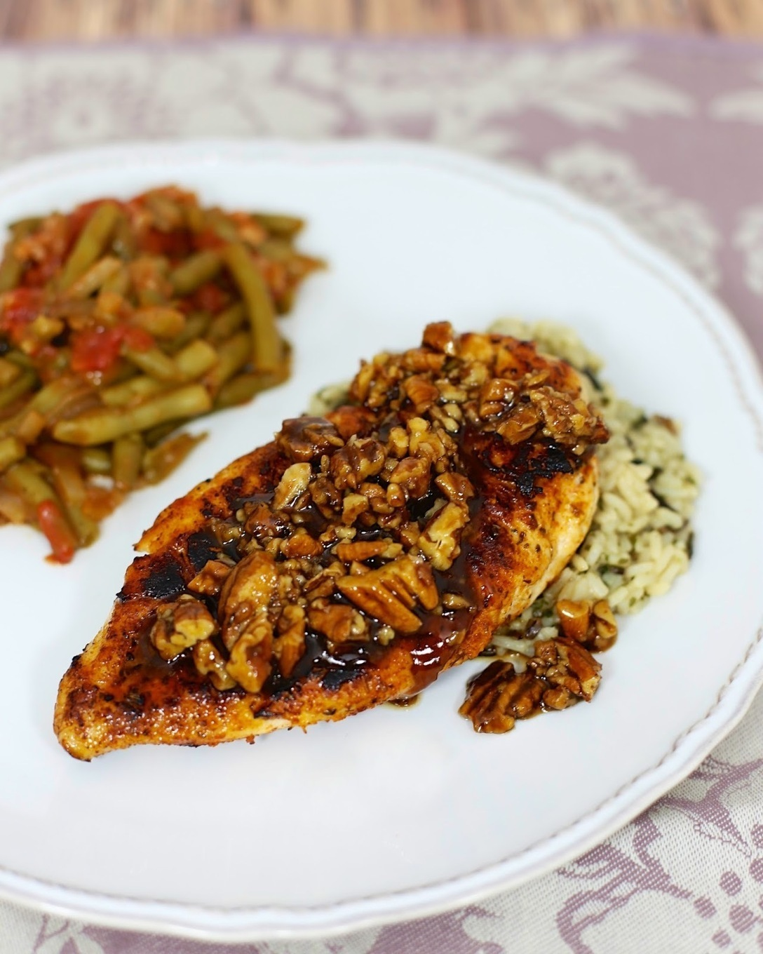 Praline Chicken | Plain Chicken