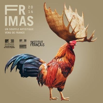 Frimas: un kaléidoscope de la création contemporaine française s'invite au #Québec @ConsulFranceQC | MUSÉO, ARTS ET SPECTACLES | Scoop.it