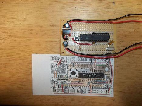 "Arduino Ultrasonic ""Parking Spotter""   Arduino in the Classroom   Scoop.it"