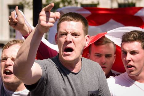 The best way to fight the EDL's anti-Muslim bigotry is by showing solidarity on the streets , By idiot Owen Jones | The Indigenous Uprising of the British Isles | Scoop.it