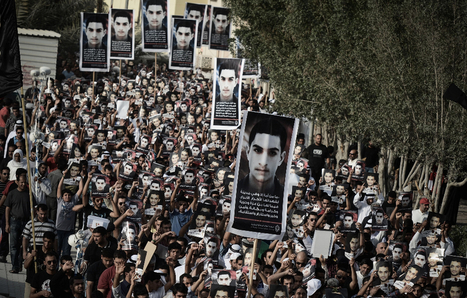 Bahrain releases body of slain protester, funeral held | Human Rights and the Will to be free | Scoop.it