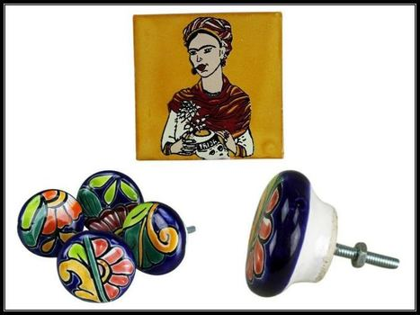 Talavera home & hardware, tiles, knobs & sinks   Furniture and Home Decor   Scoop.it