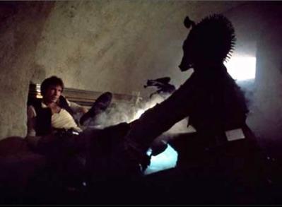 Han Solo and Greedo   VIM   Scoop.it