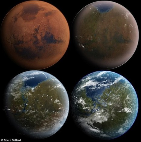 Darpa says it is working on designer organisms to terraform Mars | The Asymptotic Leap | Scoop.it