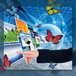 How to BE a Positive Social Networking Butterfly | Digital Presence | Scoop.it