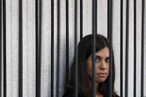 Pussy Riot Member Raises Iron Curtain on Horrifying Russian Prison | SocialAction2014 | Scoop.it