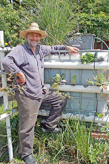 Urban farming starts at home - Northern Rivers Echo | Vertical Farm - Food Factory | Scoop.it