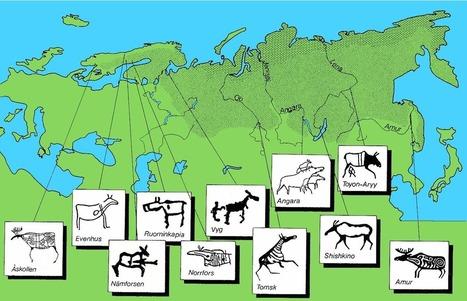 Máttaráhkká: Mother Earth in Sami rock art : Archaeology News from Past Horizons   Archaeology News   Scoop.it