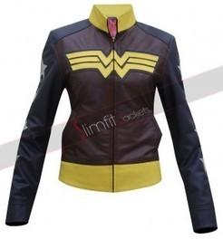 Diana Prince Wonder Jacket | Designers Women Leather Jackets & Pants | Scoop.it