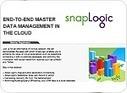 Enterprise Cloud Application Data & SaaS Integration Software - SnapLogic | Recruitment & Technology | Scoop.it