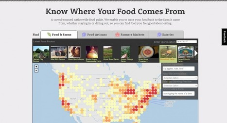 A Tool for Raising Food Consciousness | Suburban Land Trusts | Scoop.it