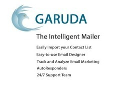 Best Email Marketing Software 2013 – Garuda the Intelligent Mailer | Best Practices For Email Marketing And Affiliate Marketing | Scoop.it