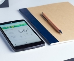 Nexus 5 review | Apps in het Onderwijs | Scoop.it