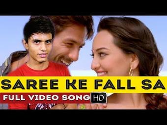 Latest Hindi Lyrics of Bollywood Movies: Saree Ke Fall Sa Lyrics - Rembo Rajkumar (2013) -  Nakash Aziz, Antara Mitra | Bollywood and Punjabi Lyrics | Scoop.it
