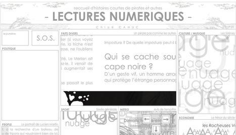 .:: Lectures Numériques   Perles de culture -et autres belles créations.   Scoop.it