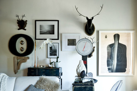 Faux Taxidermy Is A Surprisingly Chic Decor Element (PHOTOS) | In Today's News of the Weird | Scoop.it