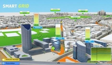 Smart Grid à Issy : un mariage réussi - Villes  - Le Monde.fr - IBM - Une Planète Plus Intelligente | ville intelligente | Scoop.it