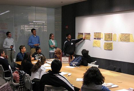 Design is a Verb: Architects, Design Thinking and Project-Based Learning With 21st Century Teens - Urban Planning and Design - Gensler | Design Thinking Scope and Application | Scoop.it