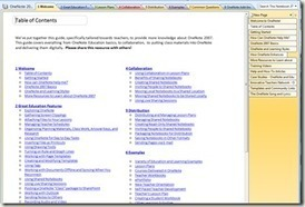 OneNote 2007 Toolkit for Teachers – Part 1 - OneNote and Education - Site Home - MSDN Blogs | Using OneNote in the Classroom | Scoop.it