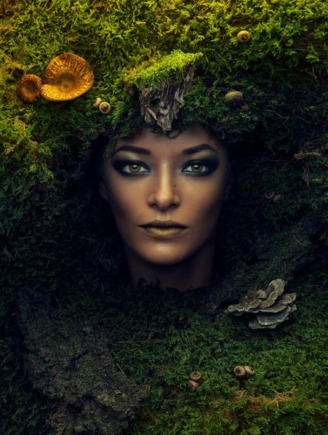 15 Crazy Creative Headshots by Prime Photog Evgeni Kolesnik | Jaclen 's photographie | Scoop.it