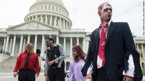 Pentagon document lays out battle plan against zombies | One-armed man applauds the kindness of strangers | Scoop.it