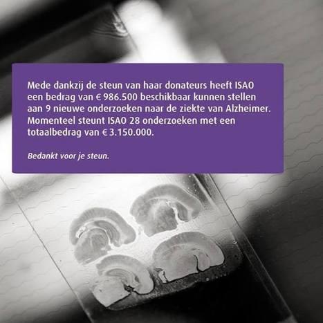 Timeline Photos - Internationale Stichting Alzheimer Onderzoek   Facebook   Alzheimer   Scoop.it