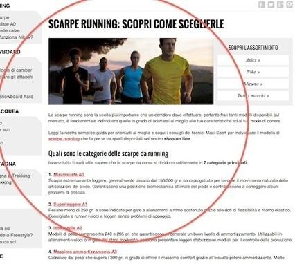 Guida in 4 passi alla creazione di contenuti per l'ecommerce   Open Social Mind   Scoop.it