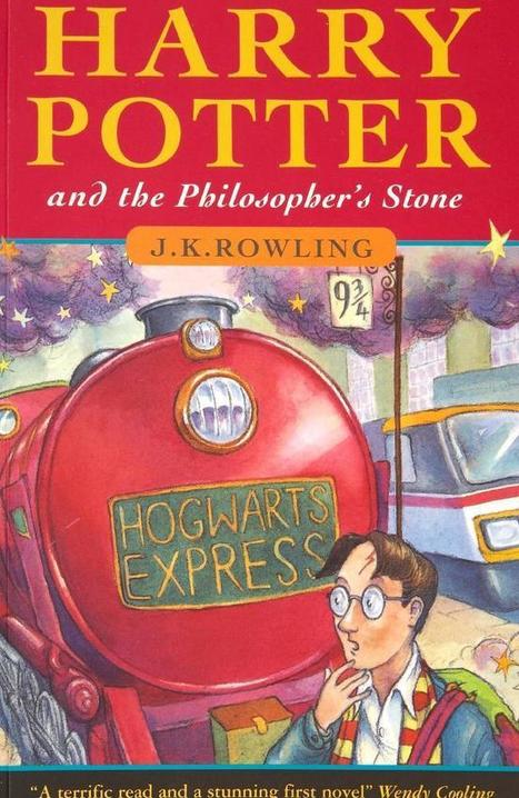 Harry Potter books: Your old copies of Harry Potter may be worth $77,000   Daily News Reads   Scoop.it