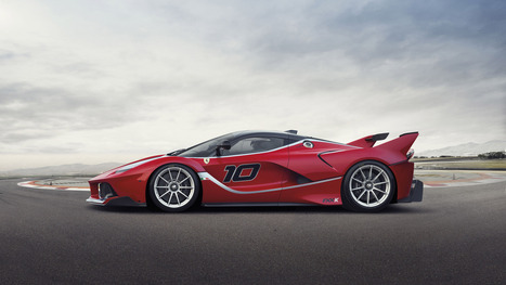 Ferrari FXX K | Kia Wiki Reviews, Specs, Pics and Prices | Jacob gadget | Scoop.it