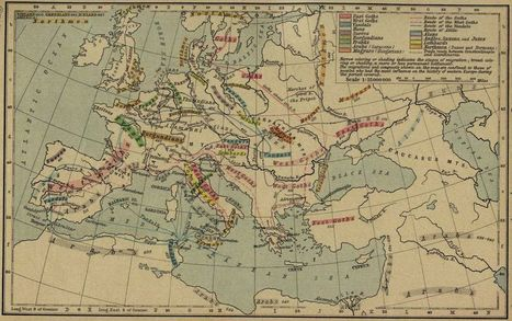 1,700 years ago, the mismanagement of a migrant crisis cost Rome its empire | Higher Education Teach-ologies | Scoop.it