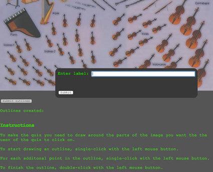 Crea cuestionarios a partir de imágenes con ImgeQuiz | Nuevas tecnologías aplicadas a la educación | Educa con TIC | Aprendiendo a Distancia | Scoop.it