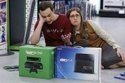 Lo más visto: Sheldon indeciso entre PS4 y Xbox One | videojueos | Scoop.it