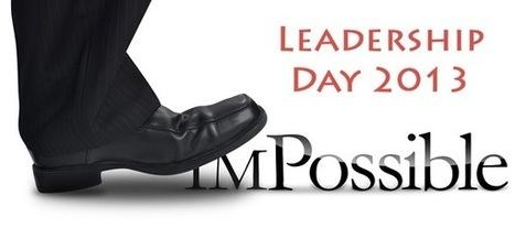 Calling all bloggers! – Leadership Day 2013 | @mcleod | Digital Leadership | Scoop.it