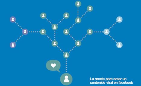 Contenido viral en Facebook, la receta del éxito   Redes Sociales   Scoop.it