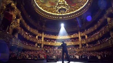 EXCLUSIVE: George Michael Performs Let Her Down Easy at Palais Garnier ... - Out Magazine | George Michael's news | Scoop.it