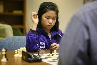 Andover girl is youngest US female chess master - Boston Globe (subscription) | The Life Strategic | Scoop.it