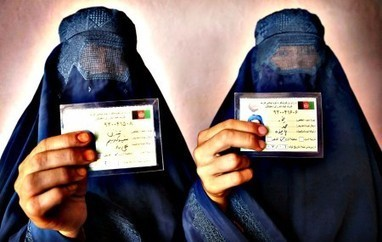 Afghan Presidential Election Votes Going $5 Each - FrontPage Magazine | Style Statement with fashionable Abayas | Scoop.it