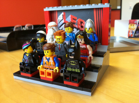 How LEGO Continues to Build their Brand to New Heights - Blue Soda Promo Blog | Year of the Startup | Scoop.it