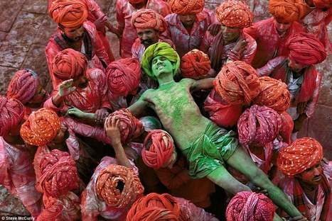 Steve McCurry's India | Urban Decay Photography | Scoop.it