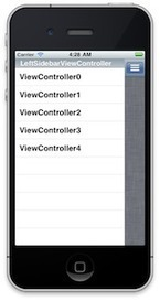JTRevealSidebarDemo | iOS & macOS development | Scoop.it