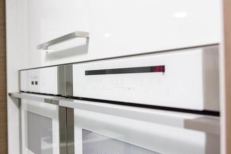 Una buena idea: tiradores para muebles de cocina a juego con los de los electrodomésticos | Todo sobre muebles,mobiliario y el mueble. | Scoop.it