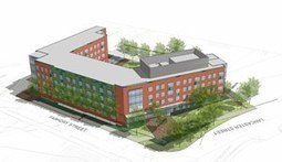 Scientist Michael Faraday Celebrated in Design of Residence Hall to be WPI's 4th LEED Building | SCUP Links | Scoop.it