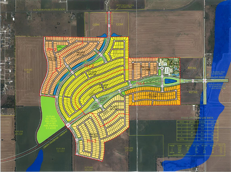 Developer gets funding to start 4,500-home community in Celina | Texas Lots and Land | Scoop.it