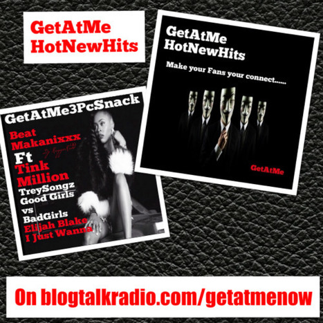 GetAtMe HotNewHits Make your fans your connect........ | GetAtMe | Scoop.it