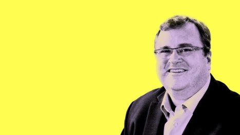 Reid Hoffman's Two Rules for Strategy Decisions | SocialMedia_me | Scoop.it