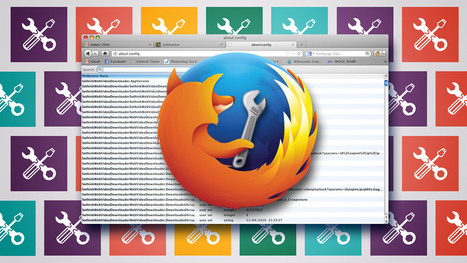 The Best About:Config Tweaks That Make Firefox Better | Websites I Found So You Don't Need To | Scoop.it