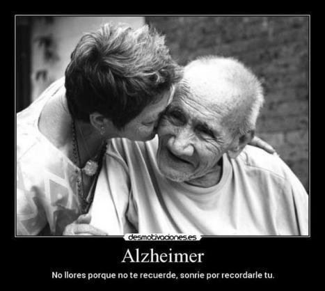 » RECUERDO HABERLO OLVIDADO. Dedicado a los enfermos de Alzheimer y a sus familias | ♥ El alma del mundo ♥ | Scoop.it