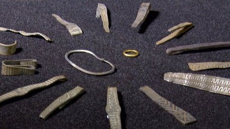 Viking treasure haul unearthed | The Historian's Point of View | Scoop.it
