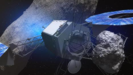 NASA Decides to Pull Off a Piece of an Asteroid for Study in 2020s | leapmind | Scoop.it