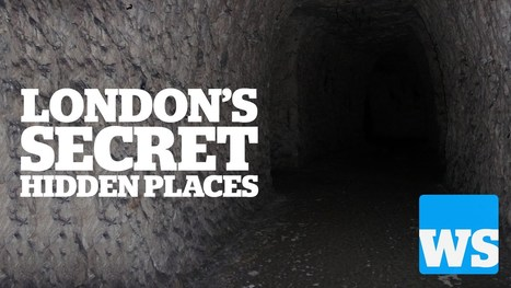 London's Most Secret Places Uncovered | Total Knowledge | Scoop.it